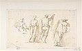 Figure Studies- Two Standing and Two Seated Men MET DP809897.jpg