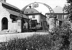 A great number of Bergman's interior scenes were filmed at the Filmstaden studios north of Stockholm.