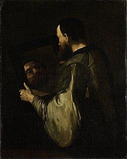 Filosoof met spiegel Rijksmuseum SK-A-3883