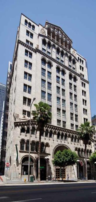 Walker & Eisen - Fine Arts Building, Downtown LA.