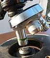 Fine rotative table Microscope 16 (12996691994).jpg