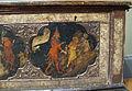Firenze, cassone con raffigurazioni simboliche (atteone), 1425-50 ca. 04.JPG