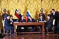 Firma de Convenios Bilaterales Ecuador-Venezuela (3563193090).jpg