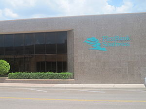 Hereford, Texas - Image: First Bank Southwest, Hereford, 'TX IMG 4848