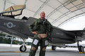 First F-35B Lightning II arrives at MCAS Beaufort 140717-M-UU619-890.jpg