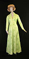 First Lady Betty Ford's green satin gown with embroidery and sequins.jpg