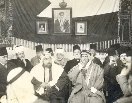 First general election in Transjordan took place on 2 April 1929 First elections in Transjordan 1929.jpg