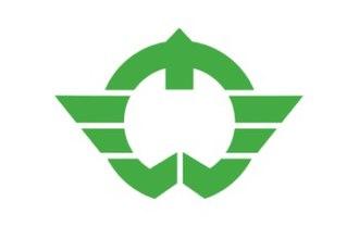 Kashiba, Nara - Image: Flag of Kashiba Nara