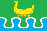Flag of Krivandinskoe (Moscow oblast).png
