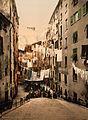 Flickr - …trialsanderrors - Public laundry, St. Brigida, Genoa, Italy, ca. 1895.jpg