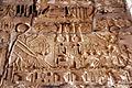 Flickr - Gaspa - Tempio di Karnak, Horus-ra benedice il cartiglio del faraone.jpg