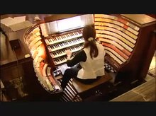 پرونده:Flight of the Bumblebee on Pipe Organ Pedals.webm