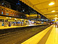 Flinders Street Station platforms at night.jpg