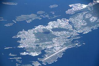 Florø Airport airport in Flora, Norway