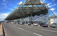 Exterior view of Terminal 2