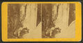 Flume, Winter view, Franconia Notch, N.H, by H. S. Fifield.png