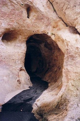 Font-de-Gaume - Cave entrance