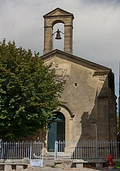 The Protestant church of Fontanès