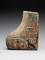 Foot covering from a mummy, with scorpions on soles MET LC-O C 348 EGDP023717.jpg