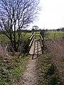 Footbridge into Blyth Meadow - geograph.org.uk - 1779301.jpg