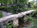Footbridge over the beck - geograph.org.uk - 857508.jpg