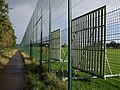 Footpath, Topsham Sports Ground - geograph.org.uk - 1572382.jpg
