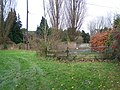 Footpath and stile toward Bull Lane - geograph.org.uk - 1065648.jpg