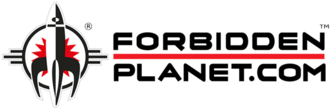 Forbidden Planet (bookstore) - Forbidden Planet logo