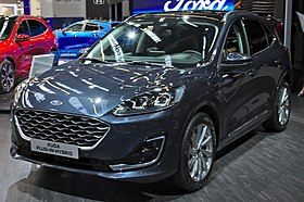 Ford Kuga (third generation) at IAA 2019 IMG 0732.jpg