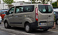 Ford Transit Custom Kombi 2.2 TDCi Trend (VII) – Heckansicht, 25. Mai 2013, Düsseldorf.jpg