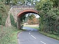 Former Railway Bridge, Wheatley, Oxfordshire - geograph.org.uk - 70533.jpg