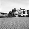 Fort Worth and Denver City, Diesel Electric Switcher Locomotive No. 601 (15468806713).jpg