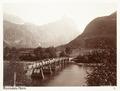 Fotografi av Romsdals horn, Norge - Hallwylska museet - 105690.tif