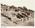 Fotografi av ruin i Solunto, Italien - Hallwylska museet - 106720.tif