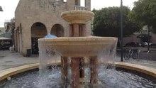 File:Fountain Jerusalem Boulevard Jaffa 2.ogv