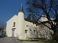 Fr Seyssinet Building near church.jpg