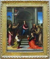 Fra Bartolomeo: Incarnation of Christ