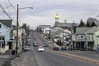 Frackville, Pennsylvania city in Pennsylvania, United States