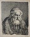 François-André Vincent - Buste de vieillard, dit Le Prêtre grec - 1782.jpg