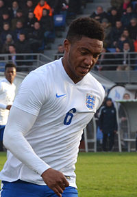 JOE GOMEZ (footballer) - Wikipedia, the free encyclopedia