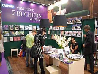 Callwey Verlag - Image: Frankfurta librofoiro 2012 eldonejo Callwey