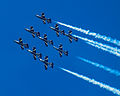 Frecce Tricolori NL Air Force Days (9288701333).jpg