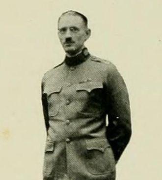 Fred Boye - Boye pictured in Yackety yak 1921, UNC yearbook