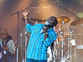 Freddie McGregor - Image: Freddie Mc Gregor, Ruhr Reggae Summer 2009