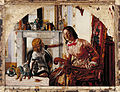 Frederic George Stephens - Mother and Child - Google Art Project.jpg