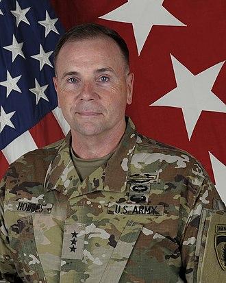 Ben Hodges - Lieutenant General Ben Hodges in OCP