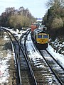 Freight train approaching Water Orton - geograph.org.uk - 1727547.jpg