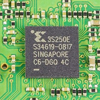 Xilinx - Xilinx 3S250, Spartan-3E FPGA Family