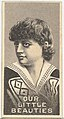 From the Actresses series (N57) promoting Our Little Beauties Cigarettes for Allen & Ginter brand tobacco products MET DP839396.jpg