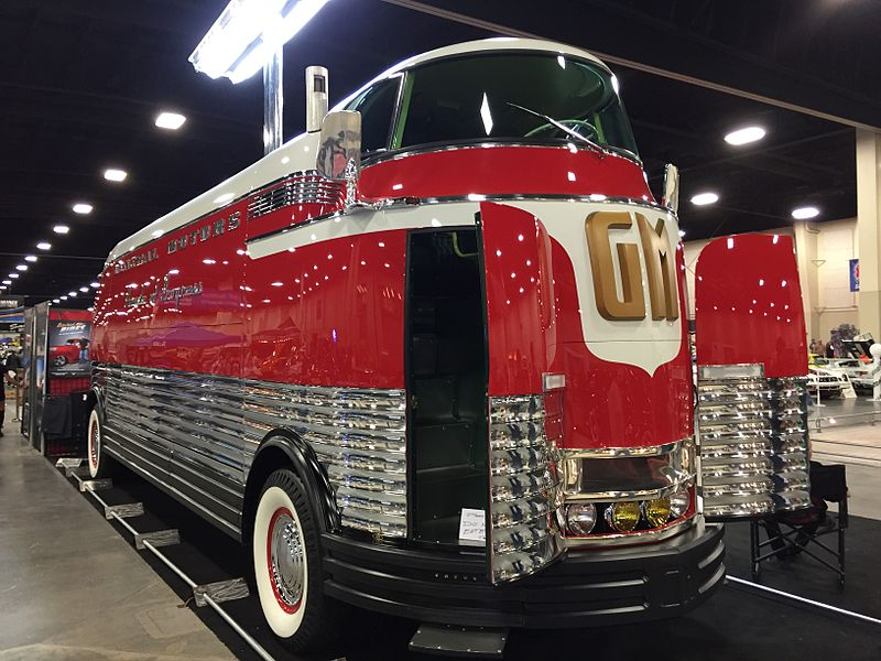 Gm Futurliner Car Craft Summer Nationals